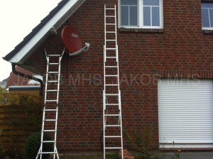 Sat Installation Empfang Satelliten TV