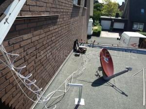 Sat Dachmontage Dachhalterung