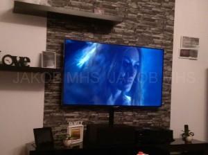 Neuer Fernseher TV Flachbild